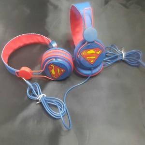 harga headset bando SUPERMAN Tokopedia.com