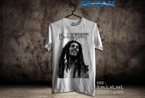 harga Kaos Gildan Softstyle - Kaos Bob Marley Tokopedia.com