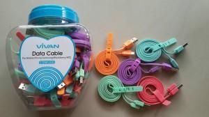 harga Kabel Data dan Kabel Charger Vivan Micro usb CSM100 Tokopedia.com