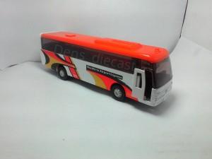 Miniatur Bus skala 1/43