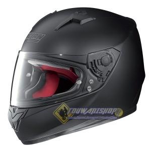 Helm Nolan N64 Smart Flat black