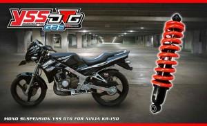 harga Monoshock YSS HYBRID DTG GAS NINJA 150 Shock Shockbreaker Racing Tokopedia.com