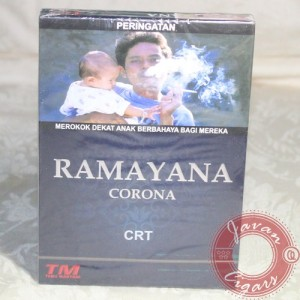 Cerutu Ramayana Corona Box-10
