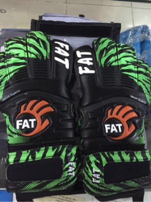 sarung tangan kiper FAT venom superior black original 100% new arrival