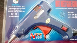 Pistol Lem Tembak / Hot Melt Glue Gun - GROSIR