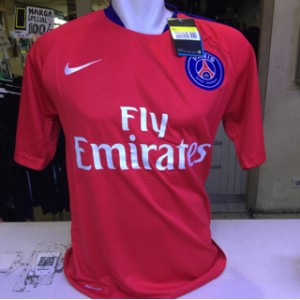 harga jersey PSG training merah 2015 / 2016 Tokopedia.com