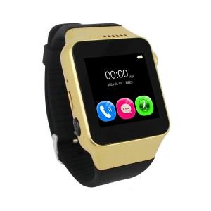 Onix ZGPAX S39 Smartwatch - Jam Tangan Pria - Emas - Strap Rubber - Sm