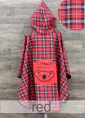 Raincoat Cuddleme / Jas hujan anak Cuddle me