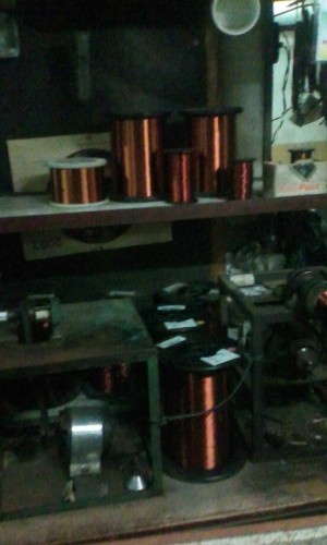 Kawat Tembaga supreme 0.80 kawat enamel/email ,dinamo,travo