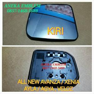 kaca spion all new avanza/xenia,ayla/agya,veloz ( kiri )