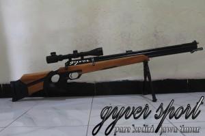 senapan gejluk rotari custom fx