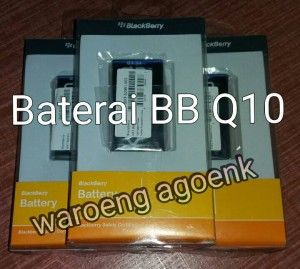 BATERAI BLACKBERRY BB Q10 NX1 ORIGINAL 100%