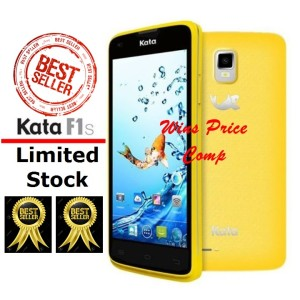 Android murah - Kata F1s (NEW) CUCI GUDANG !! LIMITED STOCK !!