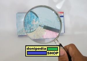 harga Lup Kaca Pembesar ~ Diameter 90 mm / 9 cm - Magnifying Glass Magnifier Tokopedia.com