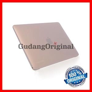 "Monocozzi Lucid Transparent Hard Case MacBook 12"" - Matte White"