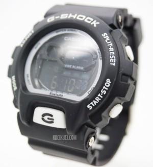 G-Shock Digital DW 6900 I Black White