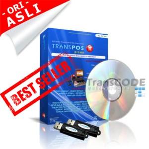 Software Kasir Toko (TransPOS 2011 Prima-2 Dongle)