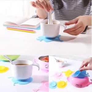 BP017 Baby Tableware Suction Anti Slip Tempelan Piring Mangkok Agar Td