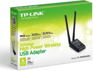 harga TPLink TL WN8200ND (TP-Link TL-WN8200ND ) Wireless Adapter Receiver Tokopedia.com