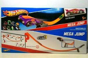 Track Hot Wheels Mega Jump