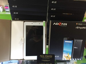harga Advan Vandoid Tablet i7 / 4G LTE / Nano Light Filter Tokopedia.com