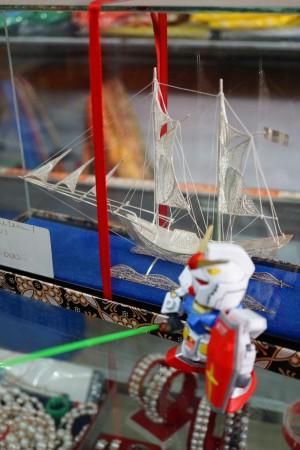 harga Miniatur kapal pinisi Tokopedia.com