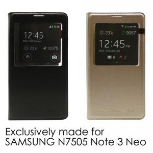 harga Flip Cover Auto-Lock SAMSUNG N7505 (Galaxy Note 3 Neo) Tokopedia.com