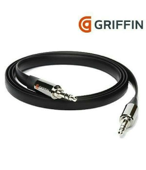 GRIFFIN FLAT AUX CABLE 3,5mm FOR AUDIO DEVICE