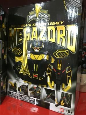 harga megazord legacy limited black gold Tokopedia.com