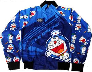 harga Jaket QDR Racing Doraemon Tokopedia.com