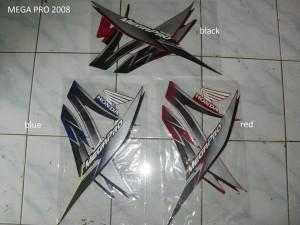 harga Striping motor Honda MEGA PRO 2008 Tokopedia.com