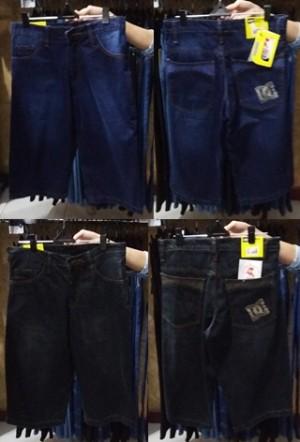 harga Celana Pendek Jeans Murah Harga: Rp 50.000 Bahan:  Jeans Tersedia di P Tokopedia.com