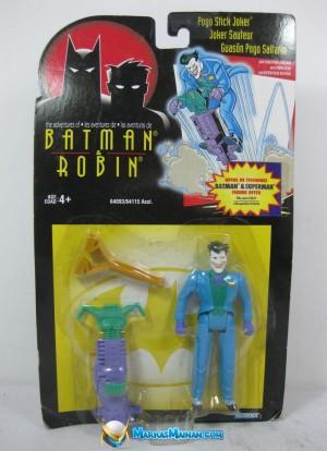 harga The Adventures of Batman and Robin Pogo Stick Joker Action Figure Tokopedia.com