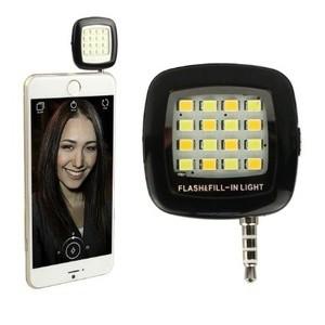 lampu selfie flash