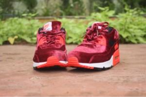 Nike Air Max 90 Red Velvet Anniversary