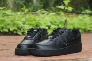 Nike Air Force One Full Black