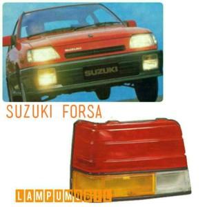 harga Lampu Belakang Suzuki Forsa tahun 1987 + Tokopedia.com
