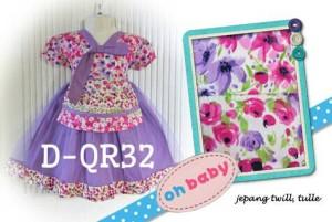 DRESS BAJU ANAK HANBOK KOREA KATUN JEPANG QR32