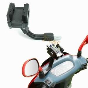 Motorcycle phone holder tempat hp di motor capdase