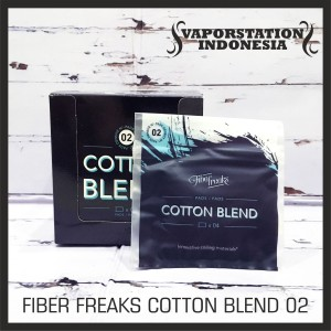 harga Fiber Freaks Cotton Blend Density No. 2 Made in France Tokopedia.com