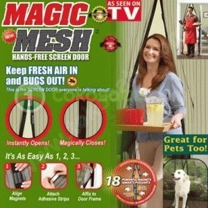 harga Magic Mesh Tirai Pintu Magnet Anti Nyamuk Modern| Nyamuk Lenyap Tokopedia.com
