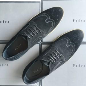 sepatu pedro ORIGINAL lace up suede BUKAN zara everbest aldo clarks 5504f5fb65