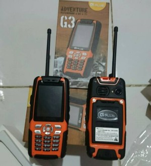 harga Hp outdoor Gplus G3 Adventure Handphone dengan fitur Handy Talky Tokopedia.com