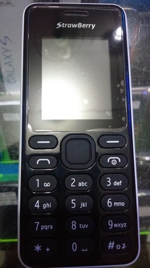 Hp Murah Dual SIM Strawberry ST22 Model Mirip Nokia 105/106/107/108