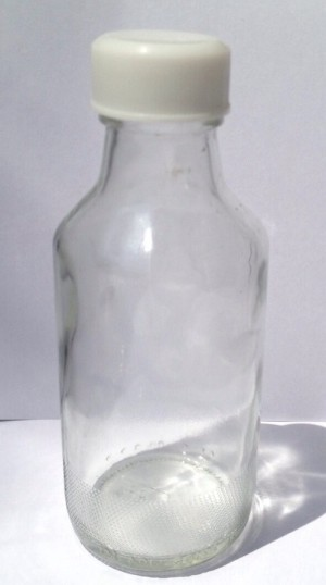 Botol - Toples Kaca (Ex-UC) Untuk ASI Perah Atau Apa Saja