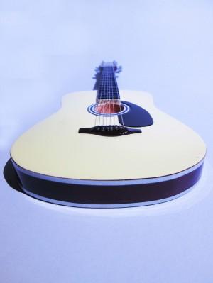 harga Miniatur Gitar Acoustic Yamaha F310 Signature Tokopedia.com
