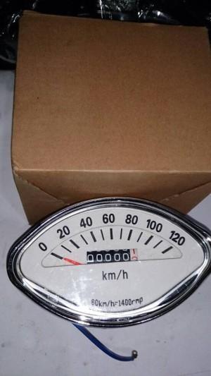 harga spidometer vespa super thn.65 dan super thn.75 Tokopedia.com