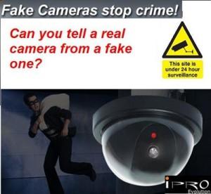 CCTV Palsu/Dummy/Fake Tiruan Murah