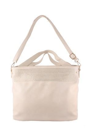Tas Wanita Tote Bags - Andien Tote Creme Misyelle