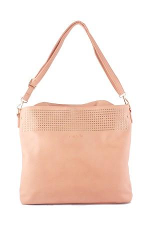 Tas Wanita Tote Bags - Andien Tote Pink Misyelle